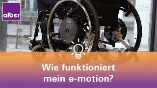 e-motion M25 | So funktioniert der Greifreifenantrieb