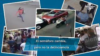 Lo único que la pandemia no ha cambiado son los delitos en México