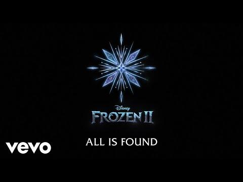 Evan Rachel Wood - All Is Found (From Frozen 2/Lyric Video)
