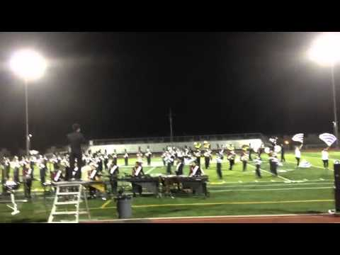 Cupertino High School Marching Band Sound of Music Fremont