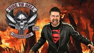 Ride To Hell Angry Review - WORST GAME EVER?