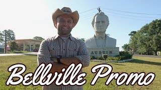 Gambar cover Bellville, TX Promo - Episode 1001 - The Daytripper