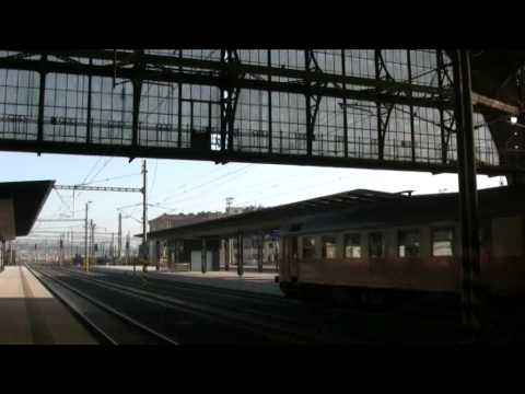 Railway Adventures in eastern Europe with Scott McGregor