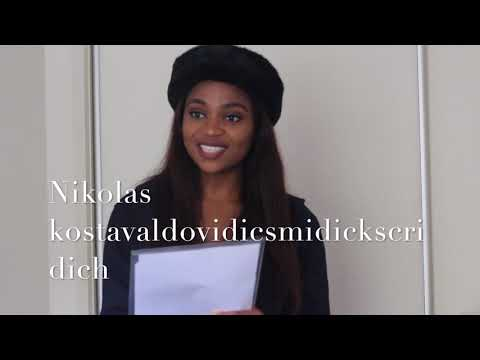 HOW TO PRONOUNCE AFRICAN NAMES | POUNDEDYAMZ