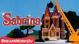 The Spellman's House is Getting Demolished? | SABRINA THE TEENAGE WITCH