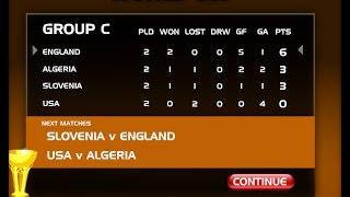 Stick Sports Football World Cup Episode 2 England vs Algeria
