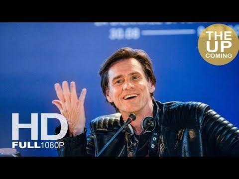 """Jim Carrey:""""No existimos, no somos más que ideas"""" en la conferencia de prensa de Jim & Andy The Great Beyond"""