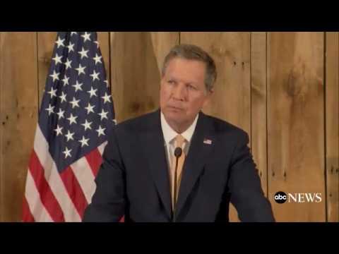 John Kasich Drops Out Presidential Race [FULL SPEECH]