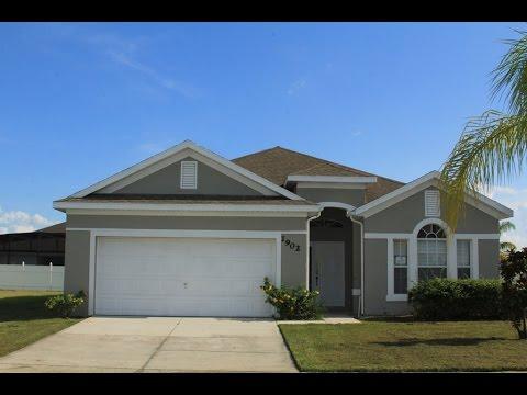 KML1902 Casa en Orlando con Piscina por 195000 4h 3b lista para mudarse en Kissimmee Florida