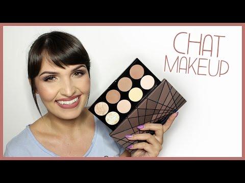 ✿ CHAT MAKEUP | Zoeva, Makeup Revolution, Bobbi Brown, Freedom Makeup ✿