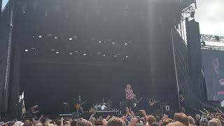 Easy Action - Talk Of The Town (Sweden Rock Festival 2019)