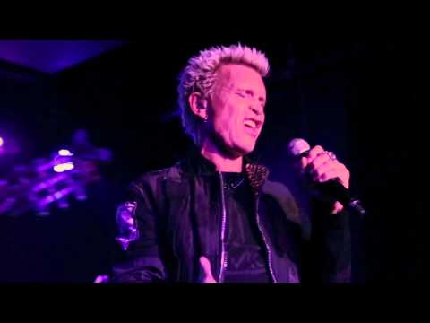 Billy Idol   White Wedding Live 2015 Unplugged