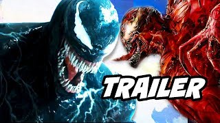 Venom Trailer 2 and Spider-Man Carnage Post Credit Scene Theory