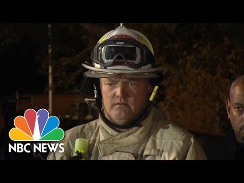 Oakland Battalion Chief: Parts Of Warehouse Still Too Unstable To Search | NBC News