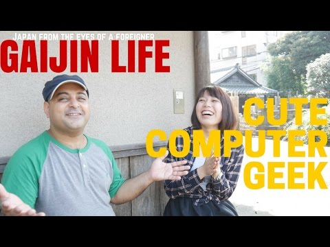 Cute Programmer in Japan! (GaijinLife ep.5)