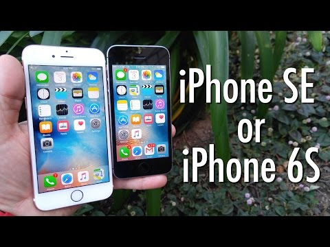 iPhone SE vs iPhone 6s: Which should you buy? | Pocketnow