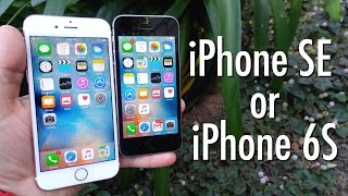 iPhone SE vs iPhone 6s: Which should you buy?