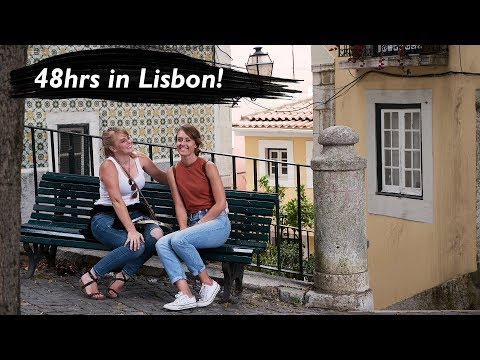48 Hours In Lisbon Portugal