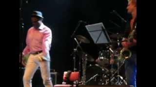 NAPOLEON MURPHY BROCK - PEACH NOISE / OR SOLOMON - LIVE ZAPPA MEMORY GENEVE 2013
