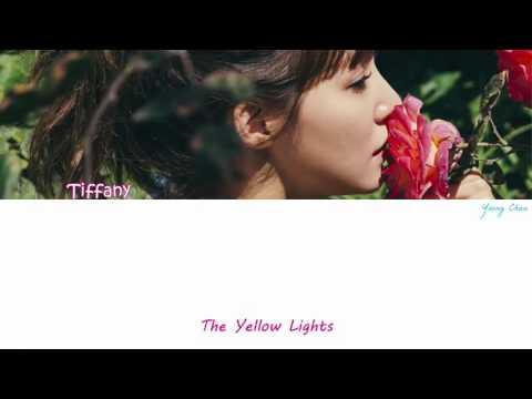 TIFFANY (SNSD) - Yellow Light lyrics [Han|Rom|Eng]