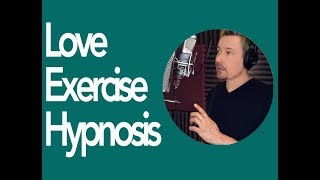 I Love to Exercise Platinum Hypnosis by Dr. Steve G. Jones