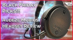 Black Friday PC Parts, Audeze Mobius Gaming Headset, JDS Atom Headphone Amp, Avoid Shopping Scams!!!