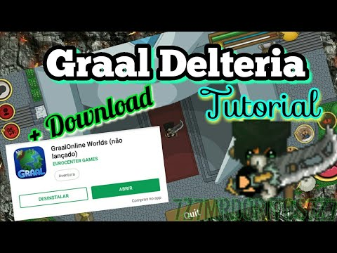 Graalonline delteria [android beta testing gameplay] youtube.