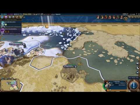 Civilization VI: Australia, Deity, Cultural Victory #06