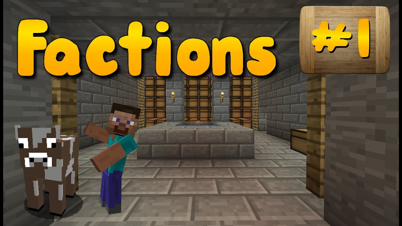 how to make a cow farm in minecraft factions