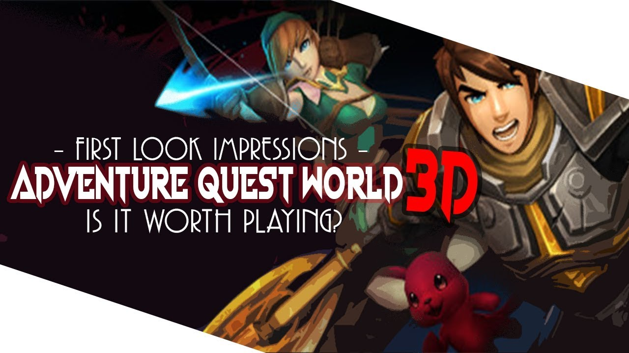 Adventure Quest World 3d First Look Impressions Is It Worth