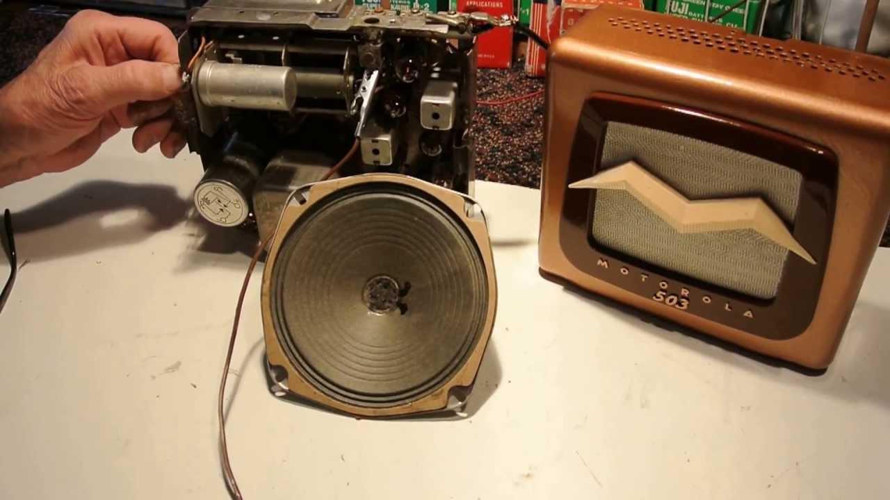 motorola car radios. motorola model 503 car radio motorola radios
