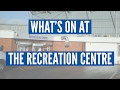 What's On In The TRFC Recreation Centre?