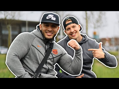 MOBICEP & ANTHONY KRUIJVER SLOPEN ELKAAR IN DE GYM!