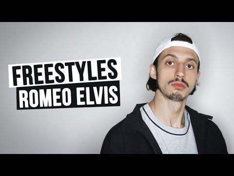 ROMÉO ELVIS  | MEDLEY FREESTYLES
