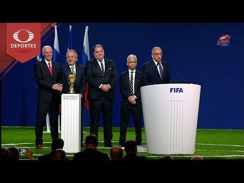 México, EU y Canadá sedes del Mundial 2026 | Televisa Deportes