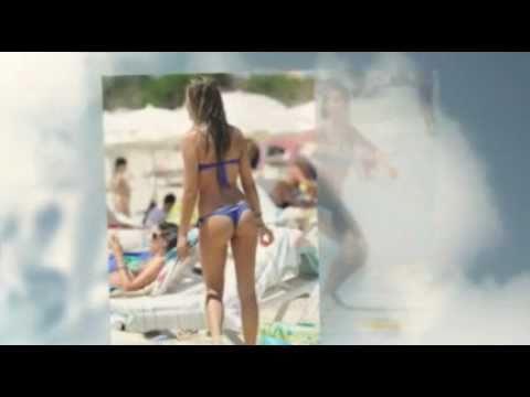 Costanza Caracciolo Hot Bikini Candids In Formentera Spain