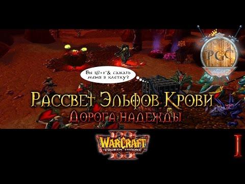 видео: #1 ШОК! Иллидан выжил! [Дорога надежды] - warcraft 3 tft Рассвет Эльфов Крови прохождение