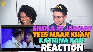 Sheila Ki Jawani - Tees Maar Khan | Katrina Kaif | REACTION