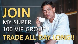 Olymp Trade Super100 Vip Group! How to make the most out of your Olymp Trade VIP Account!!