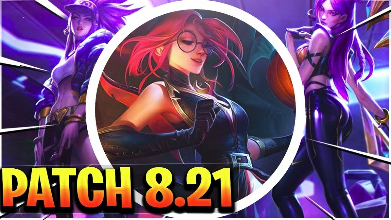 PATCH NOTES 8 21 FAST, All New Changes, Buffs & Nerfs - League of Legends