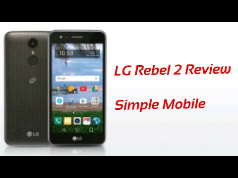 LG Rebel 2 Review (Simple Mobile)