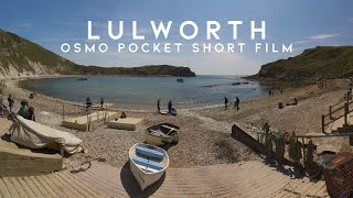 Lulworth Cove & Durdle Door - Osmo Pocket Short Film