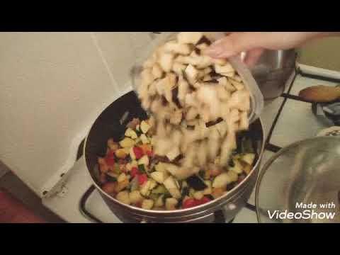 🍆🍅-recette-de-ratatouille-maison-🍅🍆