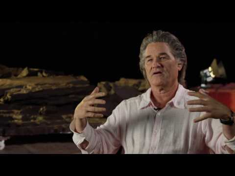 "Guardians of the Galaxy Vol. 2: Kurt Russell ""Ego"" Behind the Scenes Movie Interview"