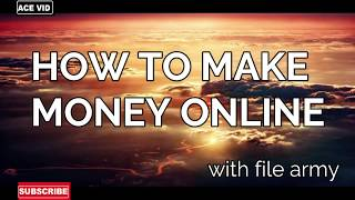 How to make money online, no scam it's for free! referrals needed!make 8 dollars in seconds! !