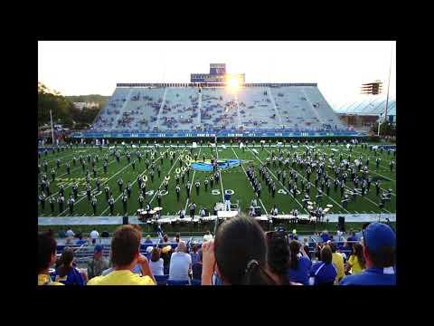 University Of Delaware Marching Band September 2017