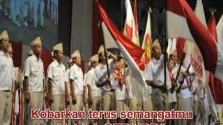 Mars Gerindra oleh Twilite Orchestra