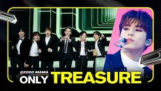 Download lagu TREASURE(트레저) at 2020 MAMA All Moments