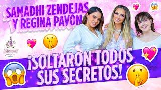 Samadhi Zendejas y Regina Pavón en Pinky Promise- T2- Ep4
