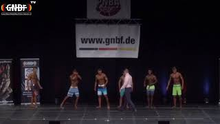 Junioren Physique 16. GNBF Deutsche Meisterschaft 2019